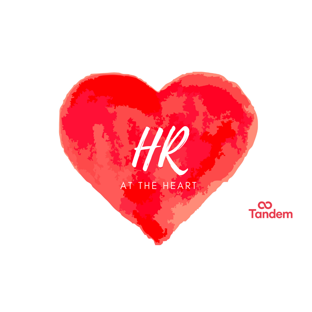 HR At the Heart - Social Graphic